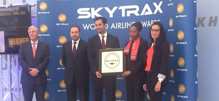 RAM élue meilleure compagnie africaine par Skytrax