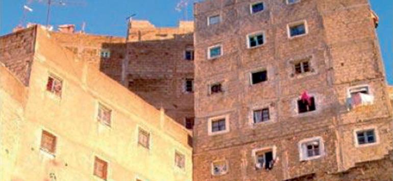Rénovation des demeures en péril