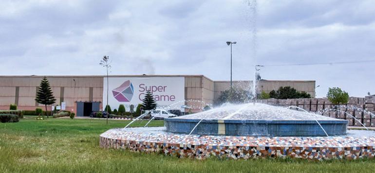 Super Cérame ouvrira trois showrooms et une usine en 2018