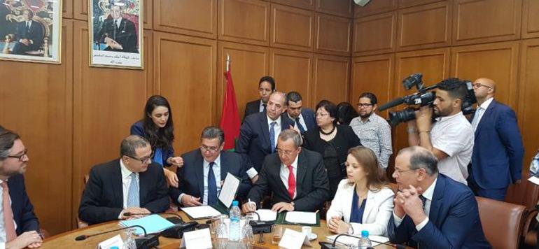 Agadir : lancement de la plus grande unité mutualisée au monde de dessalement de l'eau de mer