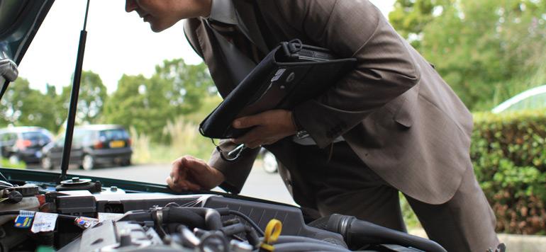 Assurance : incursion dans le maquis de l'expertise automobile