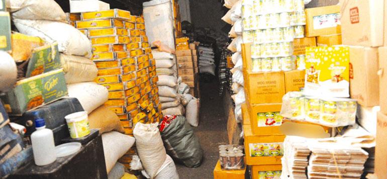 Saisie et destruction de 186 tonnes de produits impropres à la consommation