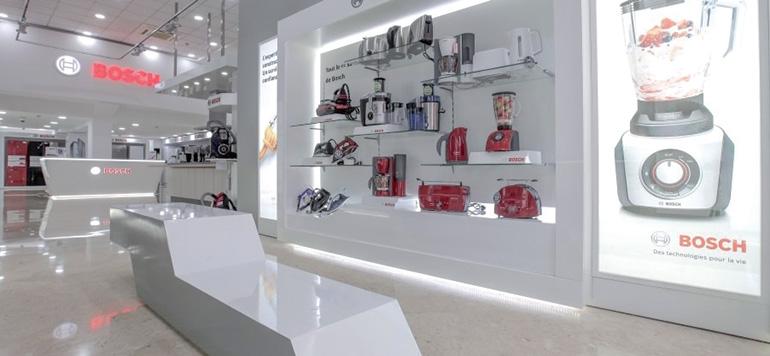 Bosch vise 7 showrooms d'ici un an