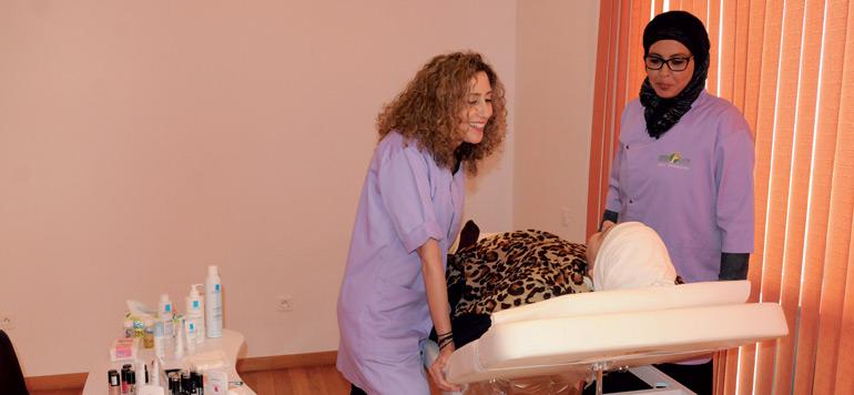 La socio-esthétique réconcilie les patients atteints du cancer avec le miroir