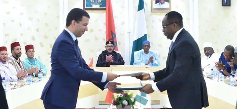 FETE DU TRONE 2017 : La diplomatie économique dans le continent franchit une nouvelle étape