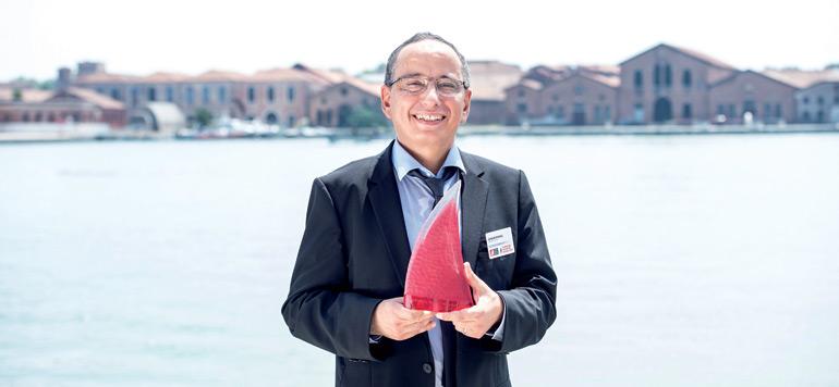 Prix du public de l'inventeur européen 2017 :  le fabuleux destin d'Adnane Remmal