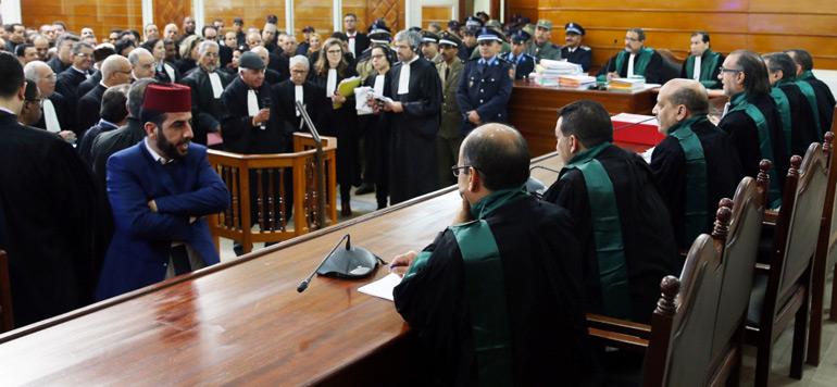 Procès de Gdim Izik: 20 ans de prison ferme à l'encontre de Mohamed El Ayoubi
