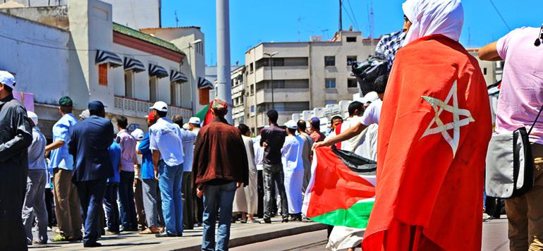 Droits de l'Homme : le Maroc en milieu de tableau…