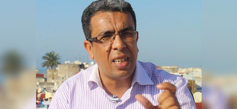 Trois ans de prison ferme pour Hamid El Mahdaoui