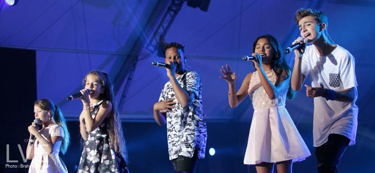 Festival de Casablanca : Les enfants sous le charme des United Kids