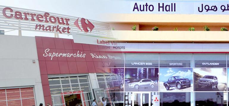 Distributeurs cotés : les cours de Label'Vie et d'Auto Hall devraient évoluer favorablement
