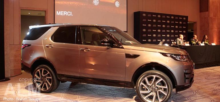 Land Rover Discovery : la 5e génération convainc par ses formes et sa polyvalence