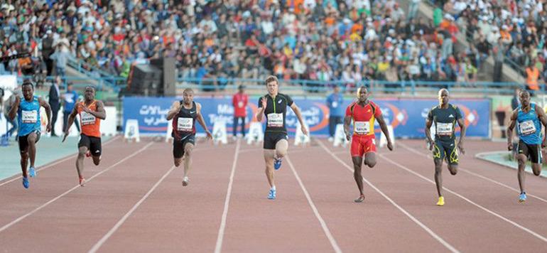 Rabat, capitale de l'athlétisme