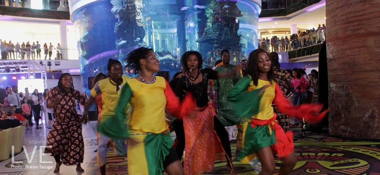 La 3e édition du Morocco Mall Shopping Festival aux couleurs de l'Afrique
