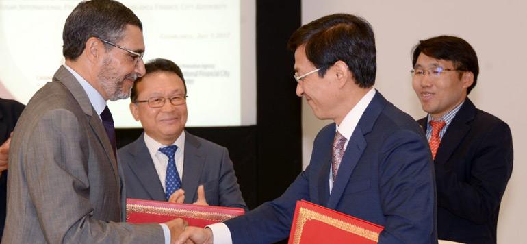 Partenariat entre Casablanca Finance City et la place financière de Corée du Sud