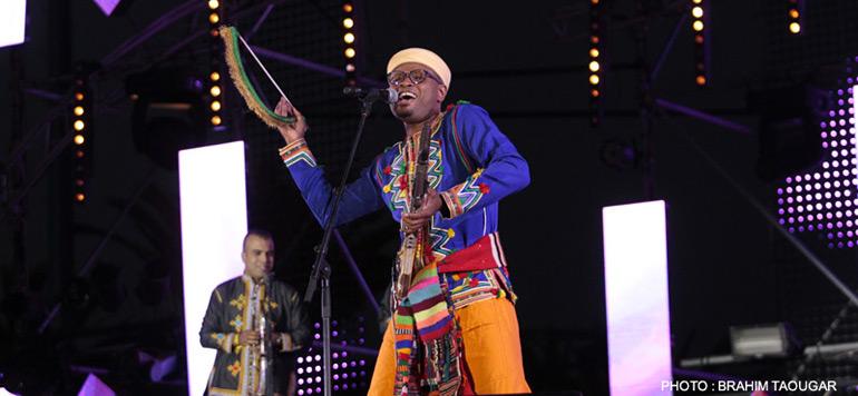 Festival Timitar : Ribab Fusion a fait sensation sur la place Al Amal
