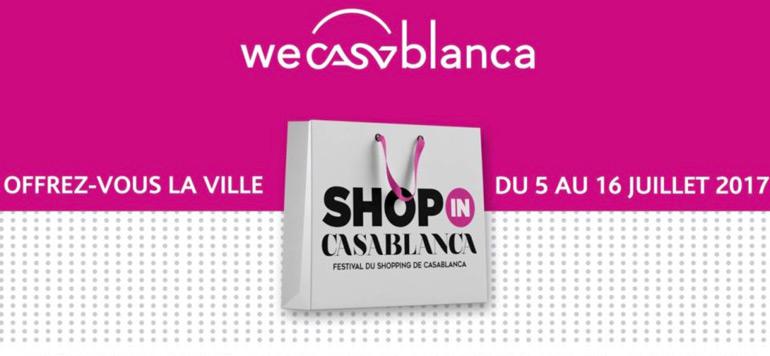 Première édition du festival du shopping de Casablanca