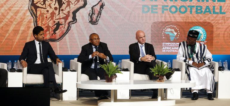Ouverture à Skhirate du Symposium international sur le football africain