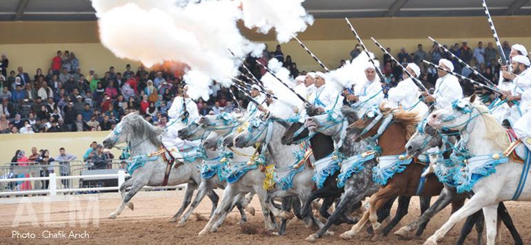 Festival Al Haouz : bien plus que du folklore…