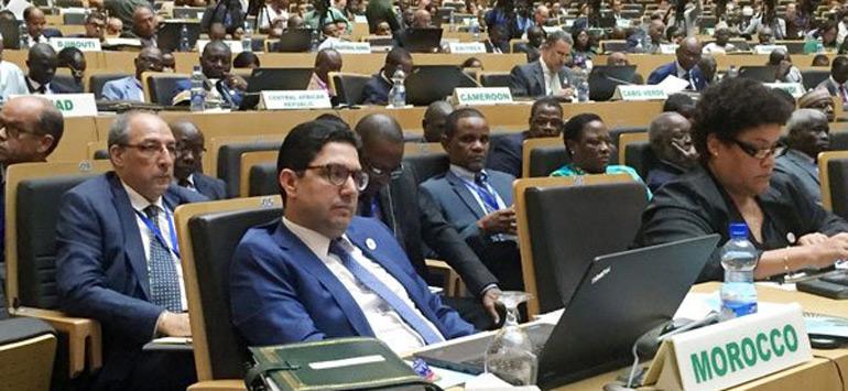Union Africaine : le discours royal va dans le sens de la nouvelle Afrique