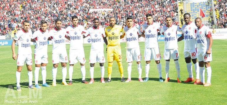 Ligue des champions d'Afrique : Le Wydad se qualifie en 1/4 de finale