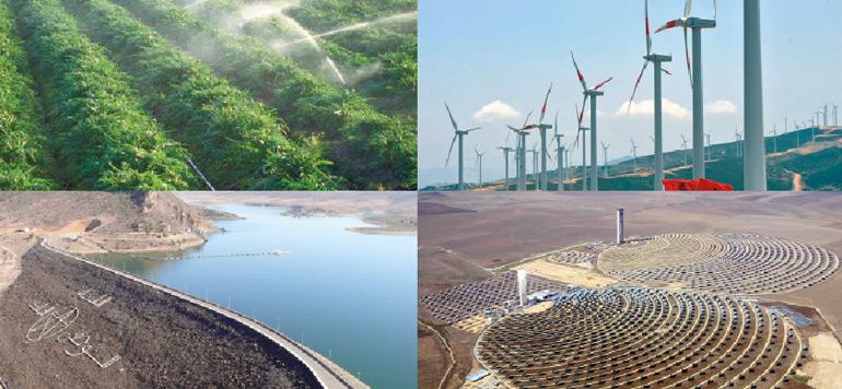 FETE DU TRONE 2017 : Le Maroc sur la voie du développement durable