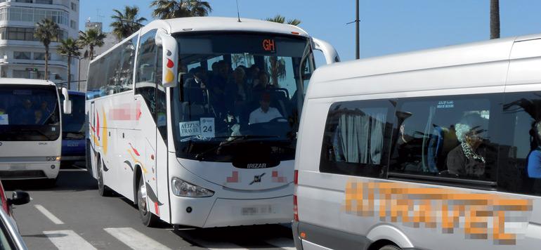 Période de vaches maigres pour le transport touristique routier
