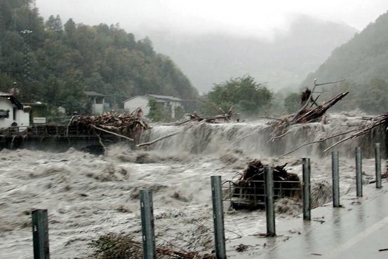 Violentes tempêtes dans le nord de l'Italie: trois morts