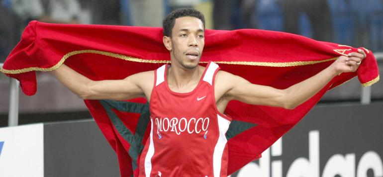 Mondiaux d'athlétisme 2017: Les Marocains Abdelaati Iguider et Fouad El Kaam en demi-finales du 1500m