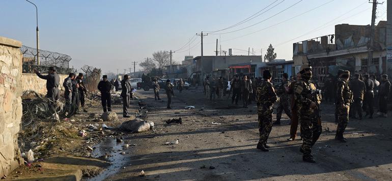 Afghanistan : Un attentat suicide fait sept morts et plusieurs blessés dans le sud du pays