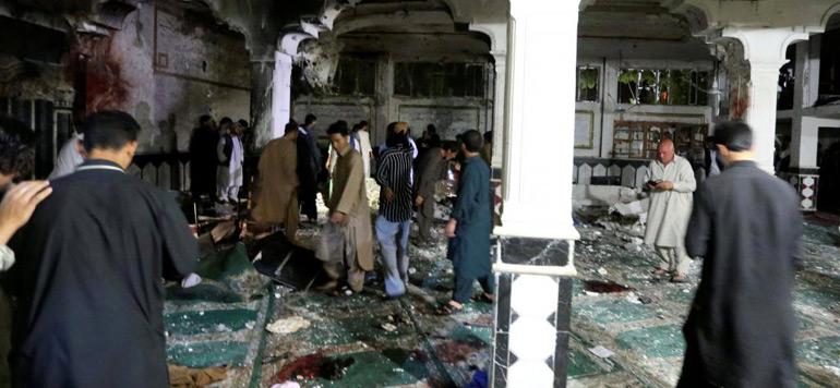Afghanistan: plus de 20 morts dans un attentat-suicide à Hérat