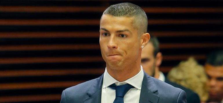 Football: Cristiano Ronaldo auditionné et mis en examen pour fraude fiscale