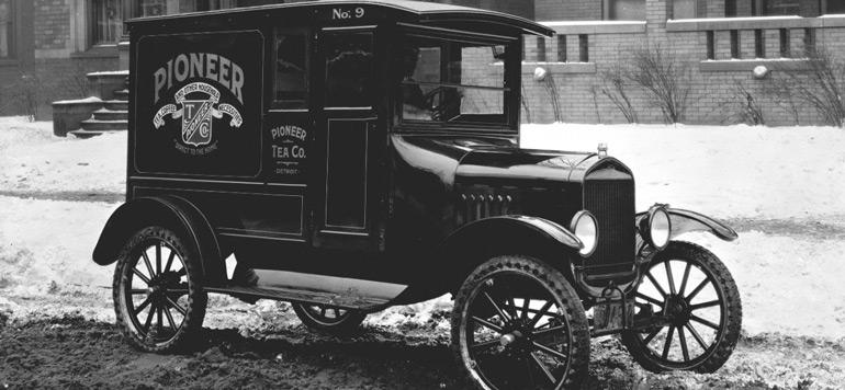 Ford fête le centenaire de la naissance du Ford TT