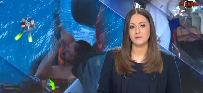 Vidéo : cinq marins sauvés par un hélicoptère au large du Jorf Lasfar