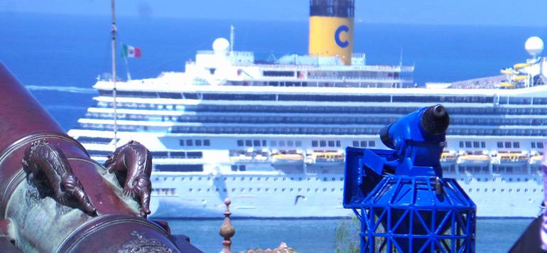 Tourisme de croisière : baisse de 75% de l'activité