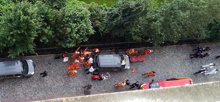 Un véhicule fonce sur des militaires en région parisienne