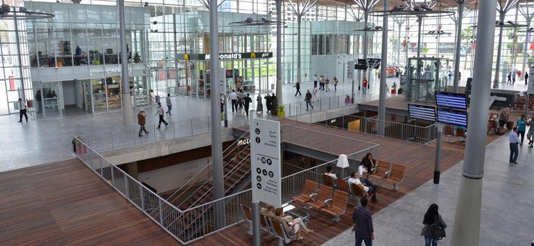 ONCF : Fermeture le 20 août de la gare de Casa-port à la circulation des trains à cause de travaux exceptionnels