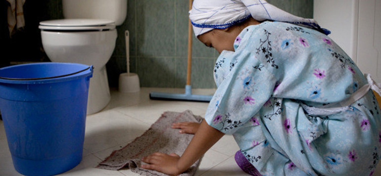 Travail domestique :  L'association Insaf exige l'application de la loi 27.14