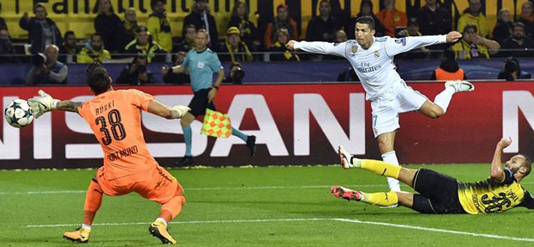 Ligue des champions: 110 buts pour Cristiano Ronaldo