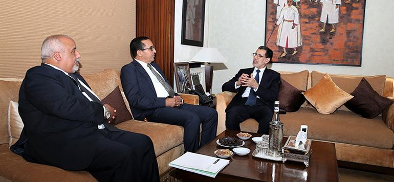 Partenariat au beau fixe entre la Banque africaine de développement et le Maroc