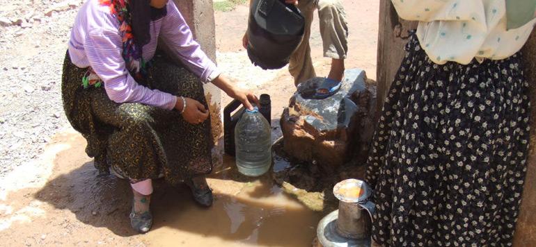 Coupures d'eau dans les régions : la tutelle pointe le déficit pluviométrique