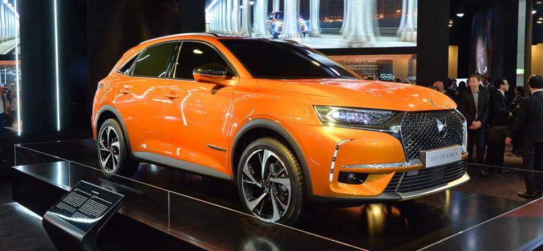 Automobile : DS ouvrira son premier showroom vers la fin de l'année
