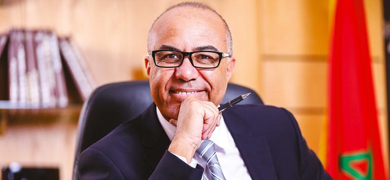 ENSEIGNEMENT : Entretien avec Abdellatif Miraoui Président de l'Université Cadi Ayyad