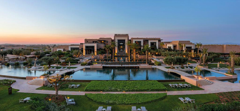 Après Marrakech, Fairmont se développe à Rabat et Taghazout