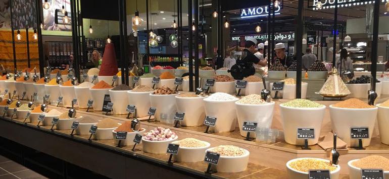 LaBel'Vie ouvre un Carrefour Market Gourmet à Rabat