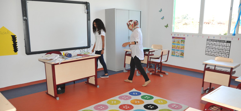 London Academy Casablanca, la nouvelle smart school de Bouskoura