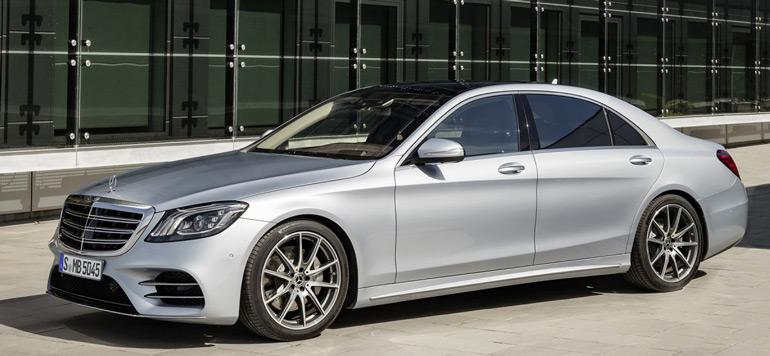 La nouvelle Mercedes Classe S bientôt dans les show-rooms d'Auto-Nejma