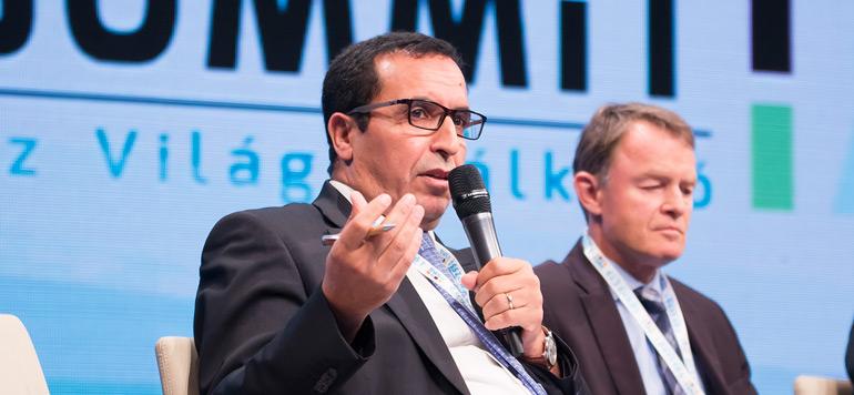 Le directeur général de la BAD pour la Région Afrique du Nord en visite de travail au Maroc