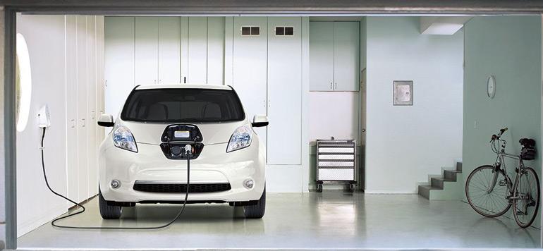 La Nissan Leaf 100% électrique révélée