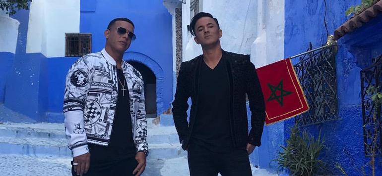RedOne et Daddy Yankee au Maroc